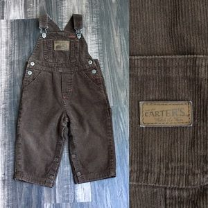 Size 18M Carter's Corduroy Overalls